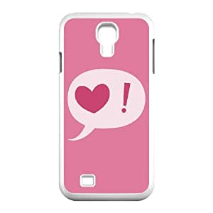 ALICASE Love Pink Diy Case Shell Cover For Samsung Galaxy S4 i9500 [Pattern-4]