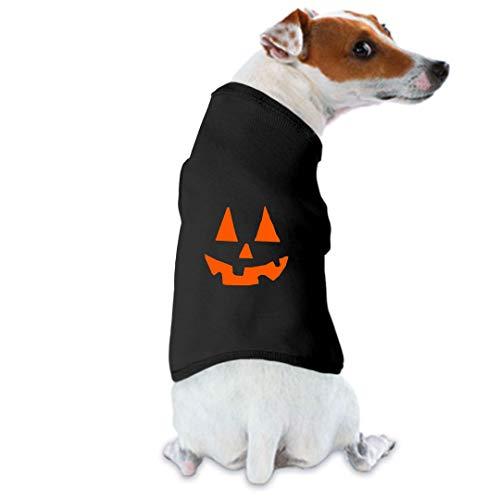 Customized Girl Jack-O-Dog Tee: Film & Foil Small