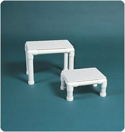 Sammons Preston 554907 Step Stool  6u0026quot; High & Amazon.com: Sammons Preston 554907 Step Stool  6