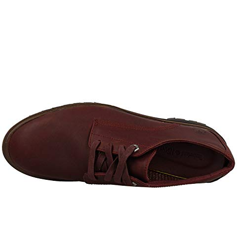 Rosso Donna Square London Shoe per Oxford Timberland wYFRqxBY