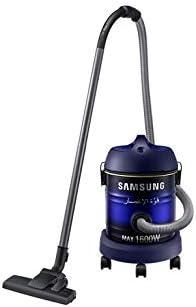 Samsung Vacuum cleaner SW7535, 1600 WATTS, 15 LITER, Blue