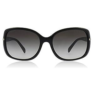 Prada Sunglasses - PR08OS / Frame: Black Lens: Gray Gradient
