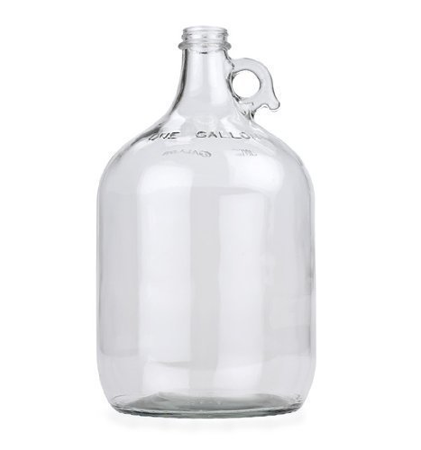 1 Gallon Glass Jug(Set of 4) by E.C. Kraus