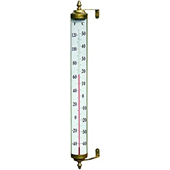 amazon com conant t16lfb vermont grande view thermometer living