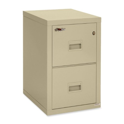 FIR2R1822CPA - FireKing Insulated Turtle File Cabinet by Fireking