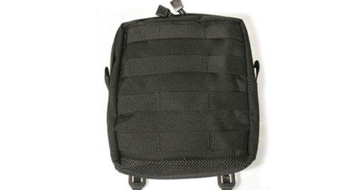 Image of BLACKHAWK! S.T.R.I.K.E. Large, Utility Pouch with Zipper - Black
