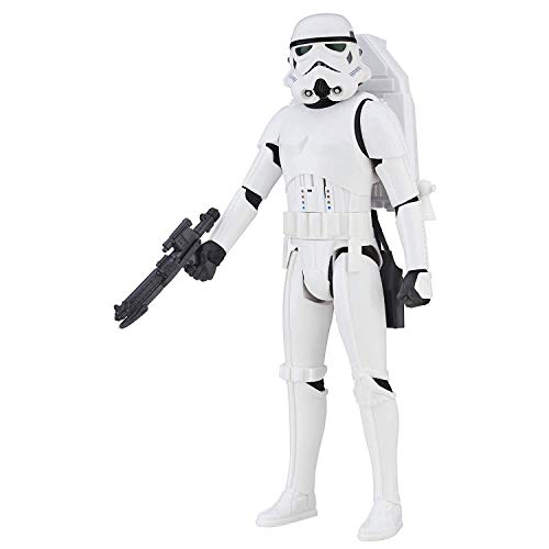 Star Wars Interactech Imperial Stormtrooper Figure -