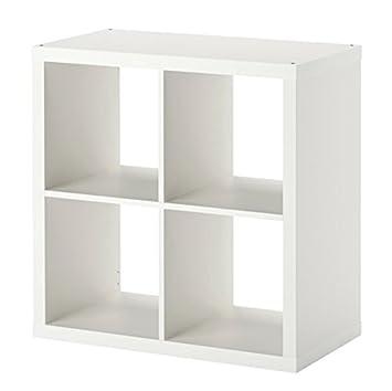Ikea Regal Kisten ikea kallax regal bücherregal weiß perfekt für körbe oder kisten