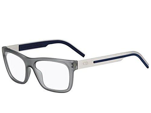 DIOR HOMME Eyeglasses 184 0J1Y Gray Palladium 54MM