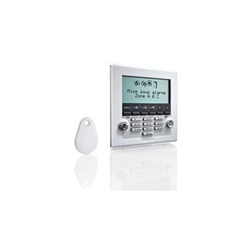 Teclado LCD con 1 Tarjeta para Alarma Protecxiom Somfy ...