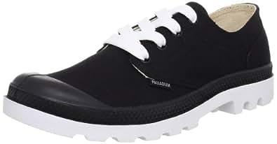 Palladium Blanc Oxford Black Shoes Size: 13