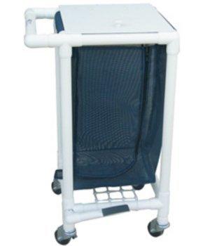 Graham Field PVC Deluxe Hamper, Single Bag, w/ Foot Pedal, 1/Ea, GHF8512-19