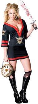 [Miss Voorhees Costume - Medium - Dress Size] (Ms Voorhees Costume)