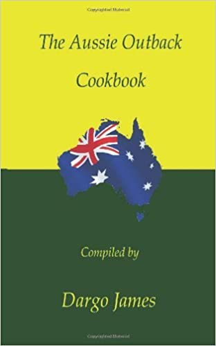 Book The Aussie Outback Cookbook by James, 'Dargo' (2012)
