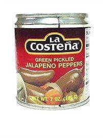 Whole Jalapenos (La Costena Whole Jalapeno Peppers)