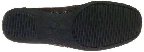 Trotters Jenn Mini Dots Grande Piel Zapatos Planos