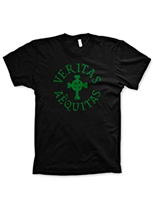 Veritas Aequitas tshirt Irish shirt funny tshirt movie tee