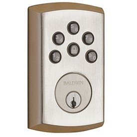 Baldwin Hardware 8285 150 Ac3 Soho Z Wave Keyless Deadbolt