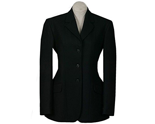 RJ Classics Diamond Collection Ladies Foxy Wool Coat 4R