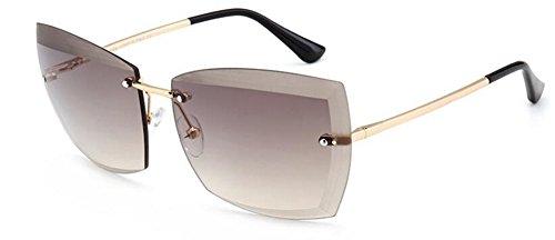 lunettes Lennon en métallique rond retro du polarisées de cercle G style soleil vintage inspirées 6wR6qrx