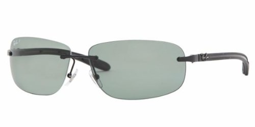 b5142ad194 Ray-Ban Sunglasses (RB 8303 002 9A 61)  Ray-Ban  Amazon.co.uk  Clothing
