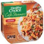 Healthy Choice Cafe Steamers General Tsos Spicy Chicken, Pack of 24 by Healthy Choice