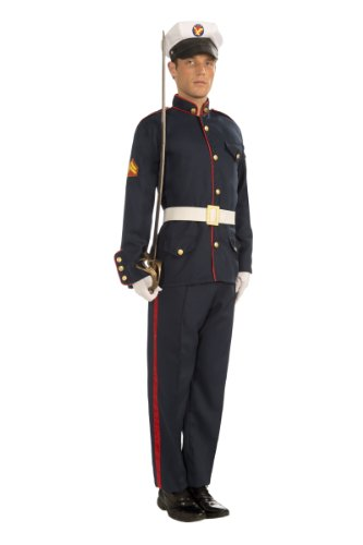 Army Men Costume - Forum Novelties Men's Formal Marine Costume, Standard Size