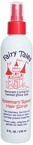 Fairy Tales Repel Hairspray and Shield for Kids, Rosemary, 8 Ounce Size: 8 NewBorn, Kid, Child, Childern, Infant, Baby