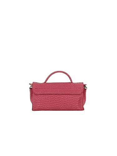 Zanellato Mujer 65303443 Rosa Cuero Bolso De Hombro