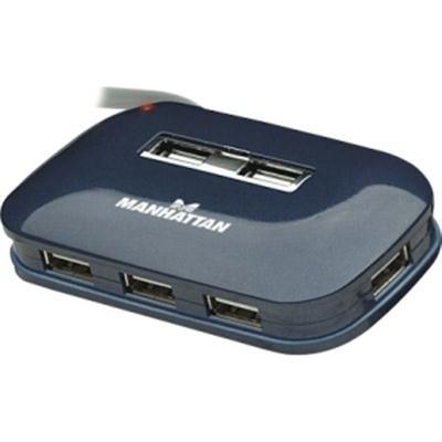 Manhattan 161039 7 Port USB 2.0 Ultra Hub