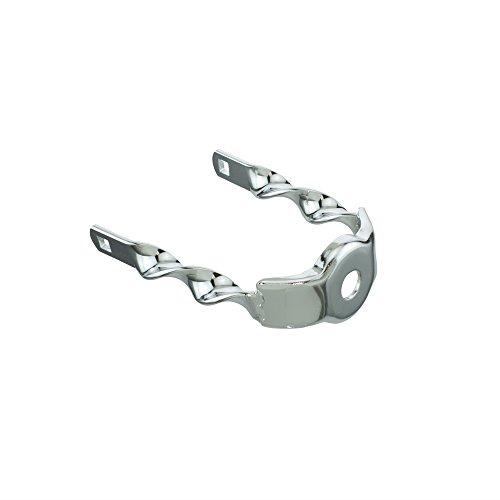 Fenix Twisted Extended Crown Chrome. Bike Fork Extended Crown, bicyclefork Extended Crown, Lowrider Bike Fork Extended Crown by Fenix