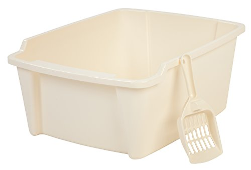 IRIS High Sided Open Litter Pan