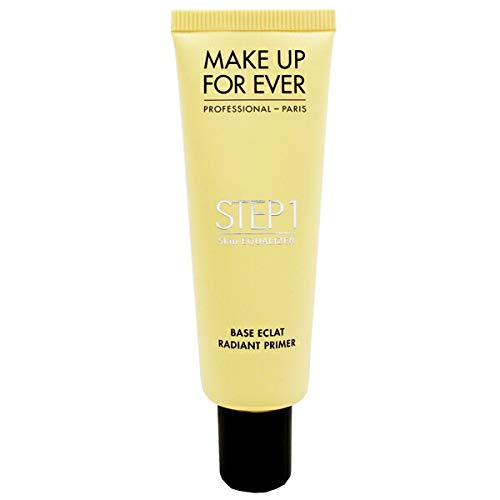 Two way world MUFE Step 1 Skin Equalizer # 9 (Yellow) Parallel Import Goods Clear