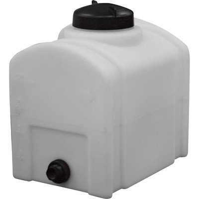 RomoTech Domed Polyethylene Reservoir, 26 Gallon