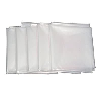 POWERTEC Clear Plastic Dust Collection Bag