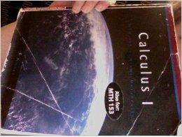 Calculus I, MTH 151 & 153, Miami University