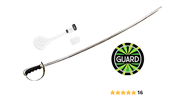 36 Samurai Color Guard Sabre Stainless Steel Blade by Directors Showcase