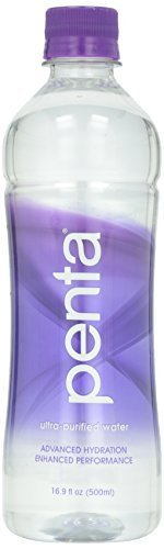 Penta Purified Drinking Water, 16.9 oz by Penta by Penta