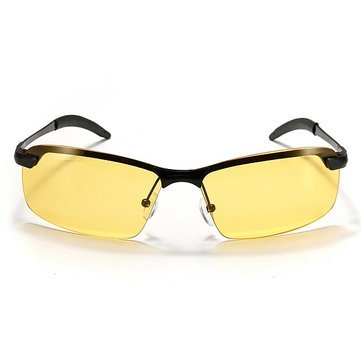 Polarized- Uv400 Cycling Driving Polarized Night Vision Glasses Sun Glassess - Eyeglasses Spectacles - - Costa Mar Del Glasses