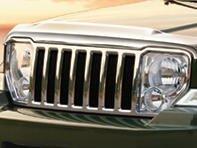 Mopar Jeep Liberty Chrome Grille