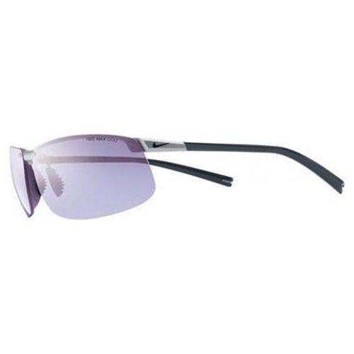 Nike Forge Rimless Pro E Sunglasses (Gunmetal Frame, Max Golf Tint Lens)