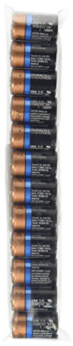 Duracell Ultra CR2 3v Lithium Photo Battery DL-CR2 12 Pack (Cr2 3v Lithium Battery)