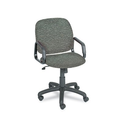 Safco Products Cava Collection (SAFCO PRODUCTS Cava Urth Collection High Back Swivel/Tilt Chair, Gray, Sold as 1 Each)