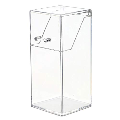 aade20337c2a Makeup Storag - Clear Acrylic Makeup Brush Storage Box Storage Cosmetic  Makeup Organizer Case Brushes Eyebrow Storage Holder with Lid