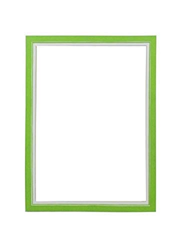 Memory Box Bali Colour Range Wood Picture/Photo/Poster Frame with Perspex Sheet - Moulding 20mm Wide and 14mm Deep - (43.2 x 27.9cm) 17
