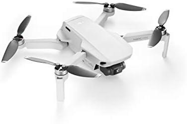 DJI Mavic Mini - Dron Ultraligero y Portátil, Duración Batería 30 minutos, Distancia Trasmisión 2 Km, Gimbal 3 Ejes, 12...
