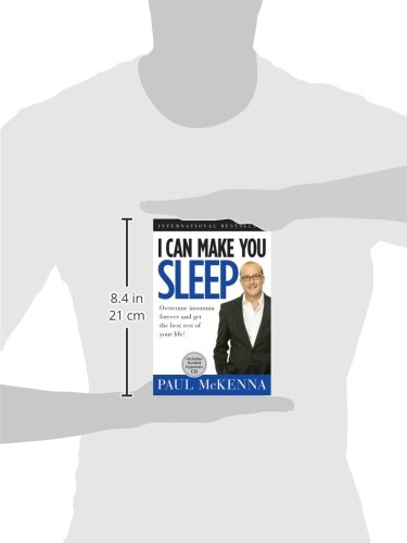 I Can Make You Sleep: Overcome Insomnia Forever and Get the Best Rest of Your Life!: Amazon.es: Paul McKenna: Libros en idiomas extranjeros