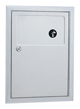 Bobrick 353 ClassicSeries 304 Stainless Steel Recessed