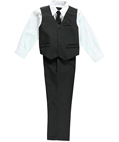 Vittorino Big Boys 4 Piece Vest product image