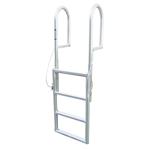 Extreme Max 3005.3461 Sliding Dock Ladder, 4 (4 Step Dock Step)